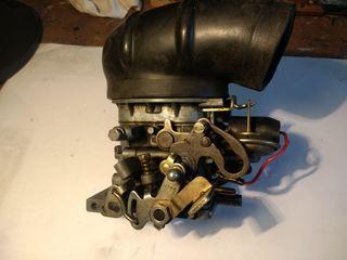 Carburador Weber. Citroen GSA.