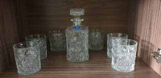 Vasos Cristal de Bohemia