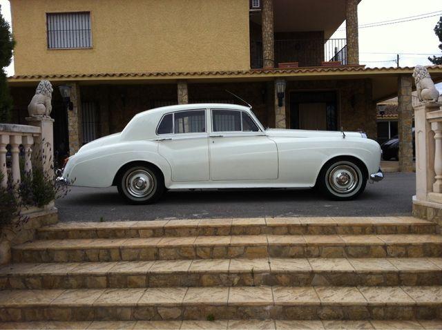 Rolls Royce Bentley Silver Cloud lll S3 1980