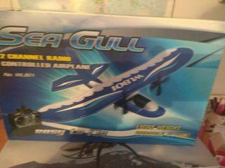Avión control remoto