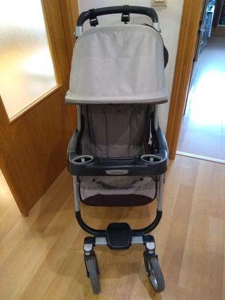 Silla de paseo bebé Peg-Perego Vela