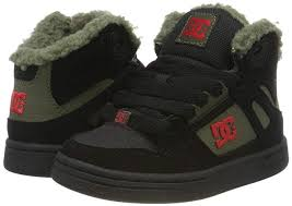 DC Shoes zapatilla 31.5 Pure High-Top Winter