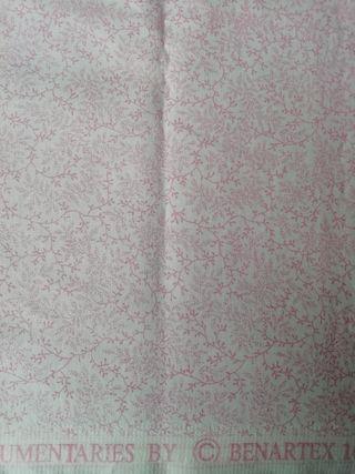 Tela trasera para colcha de patchwork de segunda mano por 45