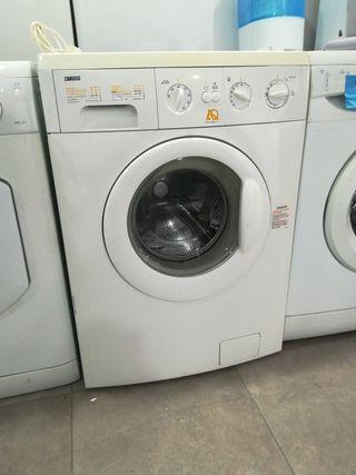lavadora zanussi 5 kilos