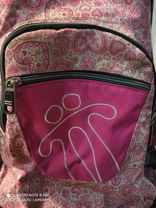 mochila escolar Totto