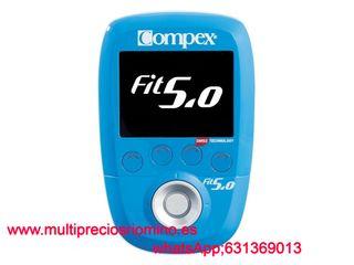 COMPEX FIT 5.0. 3 años de garantia