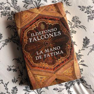 La mano de Fátima, libro Ildefonso Falcones.