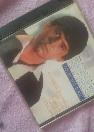 CD Raphael - Amor mio