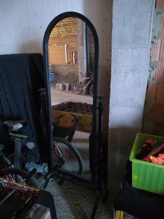 espejo de forja
