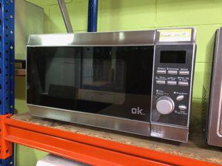 Microondas con grill y horno