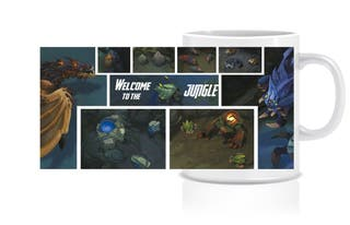 Taza - Welcome to the jungle - League of Legends