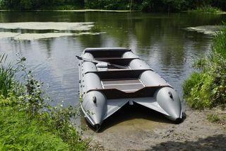 Catamaran para pesca o recreo , 10 personas