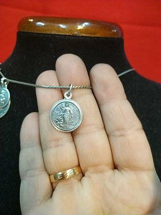 medalla de plata santa marta
