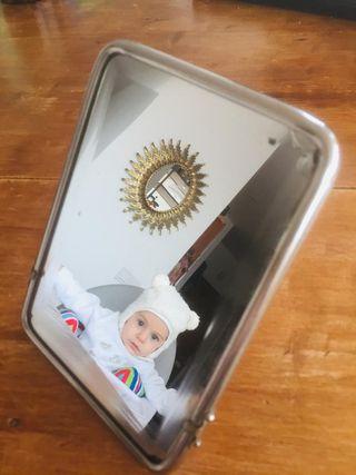 Espejo vintage de tocador