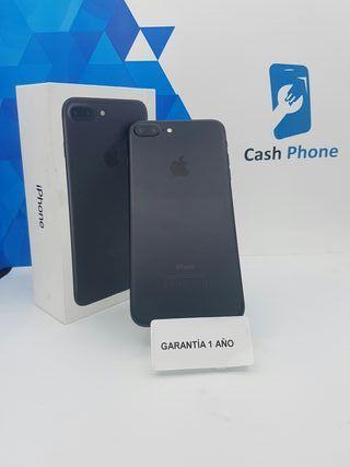 Iphone 7 Plus 128GB Negro Mate Ocasión