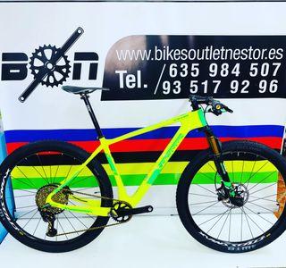 Bicicleta berria bravo br 9.1 nueva 2019