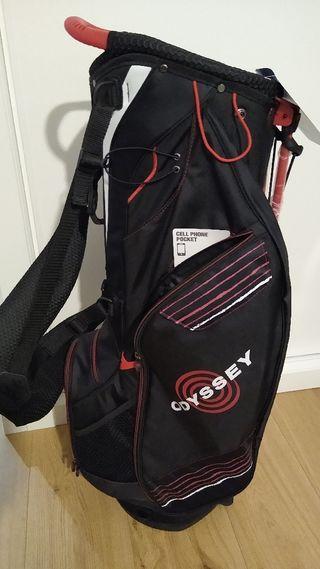 Bolsa de palos de golf Odyssey nueva.