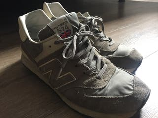Made in UK New Balance 574