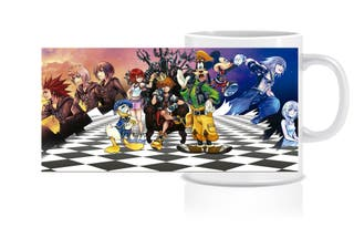 Taza - Kingdom hearts 1