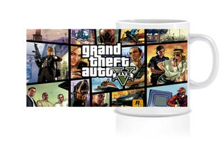 Taza - Grand Theft Auto V - GTA