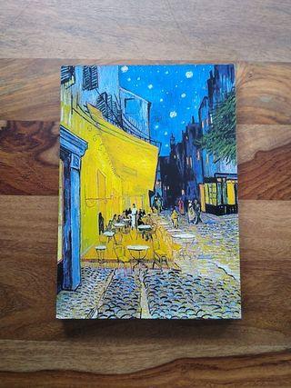 Cuadro madera Van Gogh