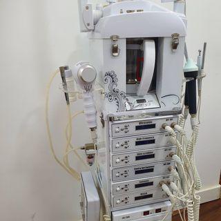 Máquina integral de limpieza facial