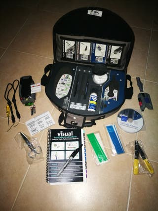Kit Corning Unicam Tkt Para Fibra