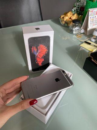 iPhone 6s 32gb negro