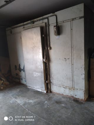 vendo Camara frigorífica