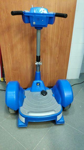 patinete electrico feber para niños