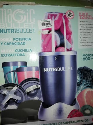Extractor de nutrientes.