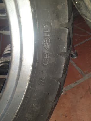 rueda beta rrt