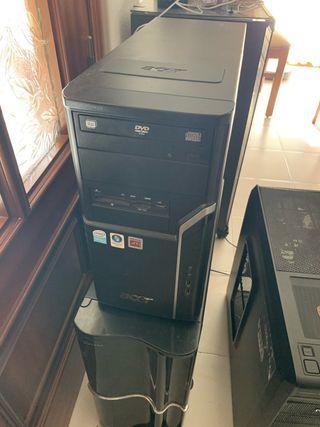 Pc Sobremesa con HDMi o VGA y paquete Office