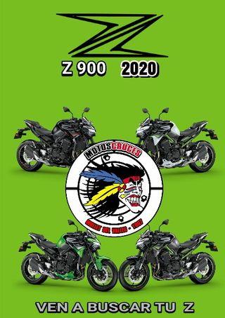 2020 KAWASAKI Z900/E MOTOS MEJORES OFERTAS