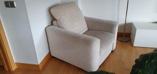 sillón reclinable natuzzi