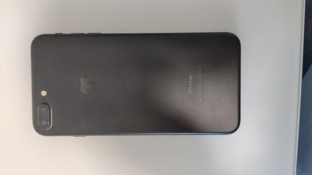 iPhone 7 plus 128gb negro