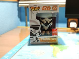 Funko POP Imperial P. Trooper (Star Wars, Ed. Lim)