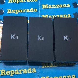 LG K11 + FUNDA REGALO