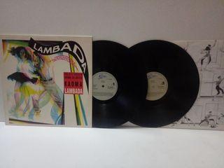 Lambada Kaoma LP 20 Canciones BM ESP 1989