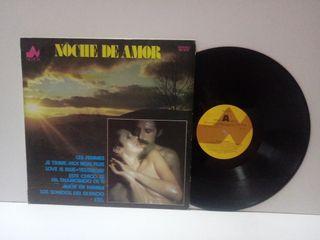 Noche de Amor Recopilatorio de 1976