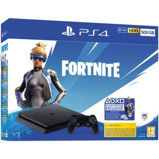 PS4 de 500gb + Fortnite
