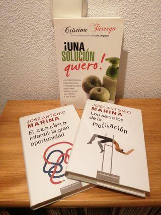 LOTE LIBROS AUTOAYUDA Y MEDICINA