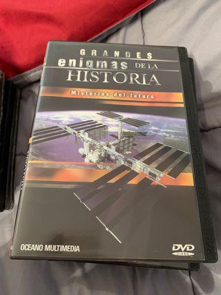 10 dvd historia del mundo