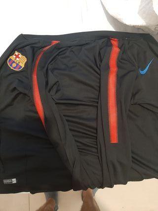 chaqueta del fcb talla S original