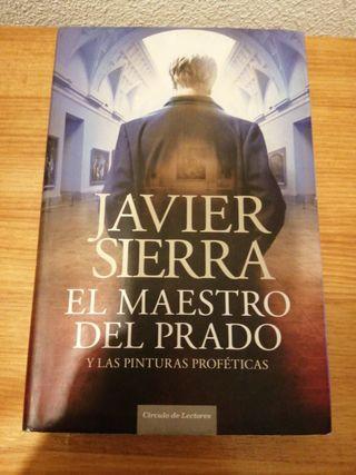 """LIBRO """"EL MAESTRO DEL PRADO"""" (JAVIER SIERRA)"""