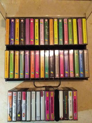 casettes spectrum