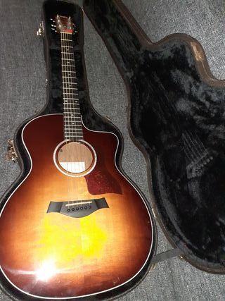 guitarra taylor con estuche taylor original