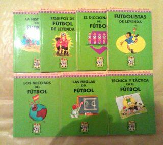 Colección Todo lo que quieres saber sobre fútbol