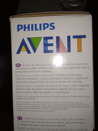 Sacaleches electrónico Philips AVENT