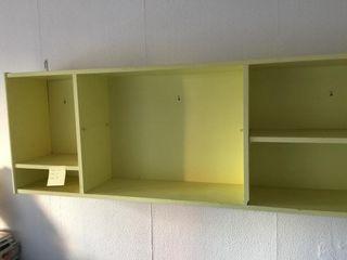 Mueble madera habitación infantil